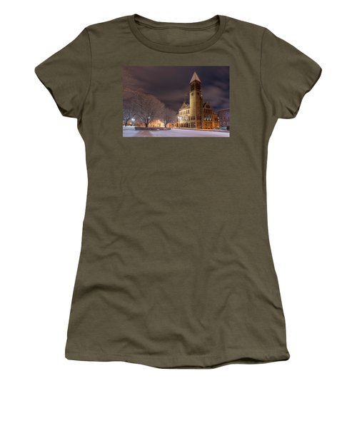 Albany City Hall Women's T-Shirt