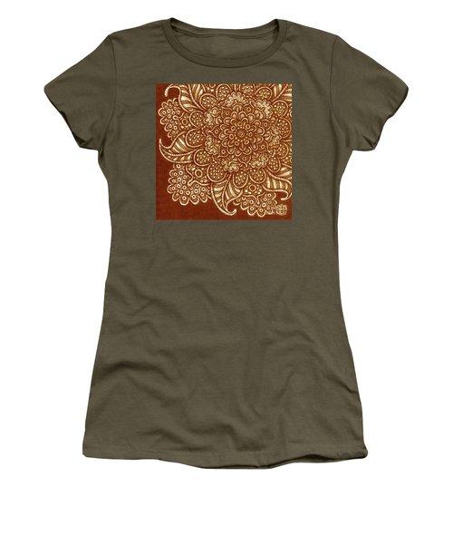 Alien Bloom 7 Women's T-Shirt