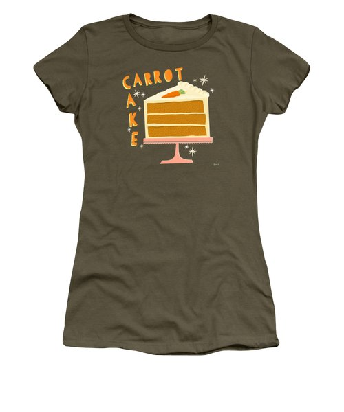 All American Classic Carrot Cake Women's T-Shirt