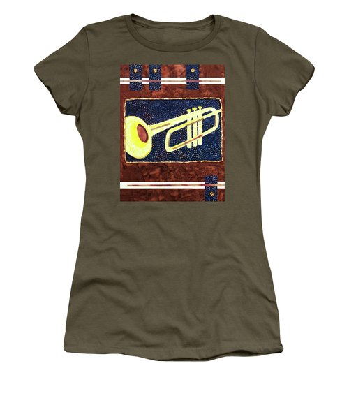 All That Jazz Trumpet Women's T-Shirt