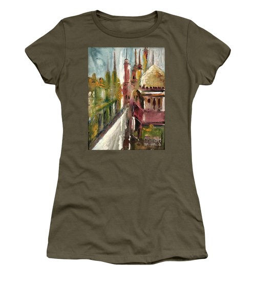 Mosque  Women's T-Shirt