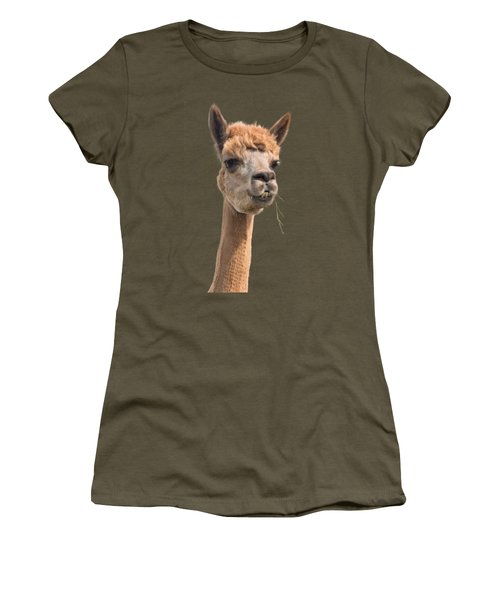 Alpaca Head Women's T-Shirt