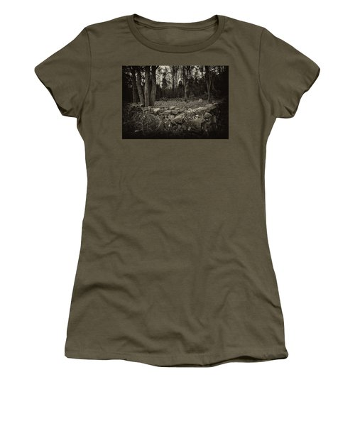 Alpine Benders Cemetery Women's T-Shirt