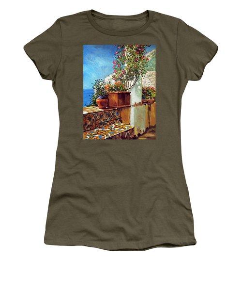 Amalfi Coast Impressions Women's T-Shirt