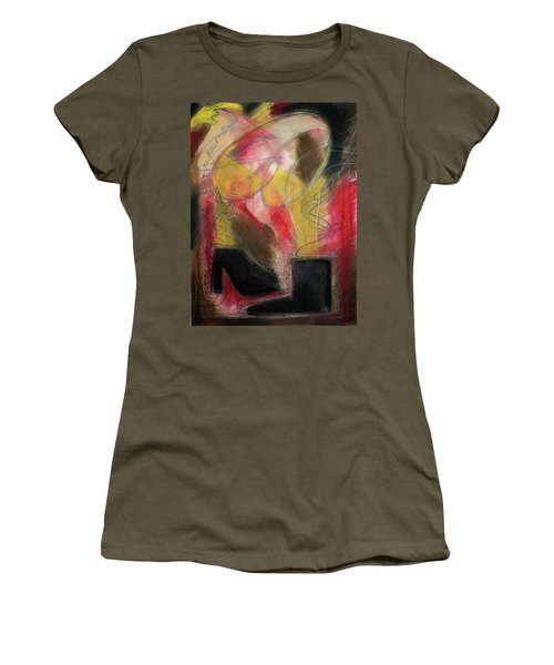 Angel At The Beach Women's T-Shirt