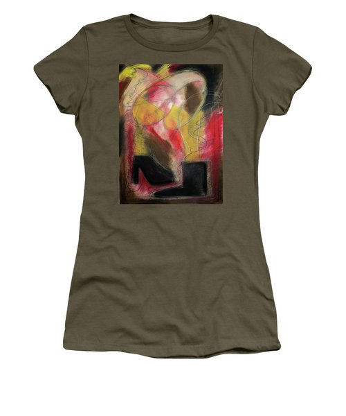 Angel At The Beach Women's T-Shirt