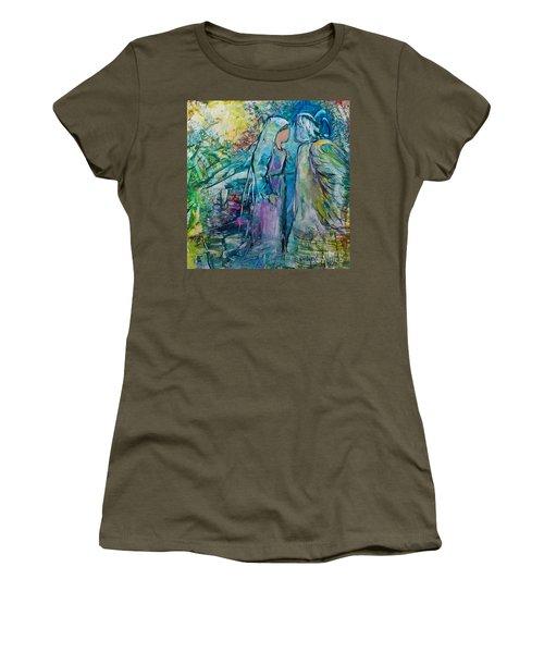 Angel Encounter Women's T-Shirt