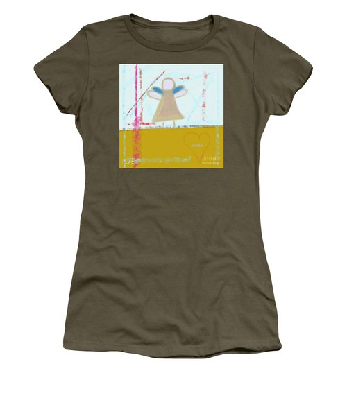Angel Of Grace Women's T-Shirt
