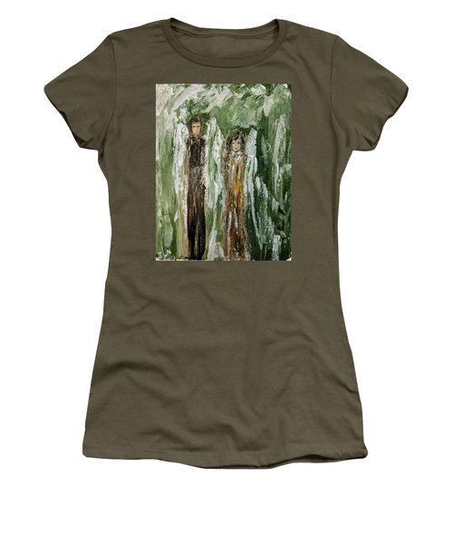 Angels For Support Women's T-Shirt