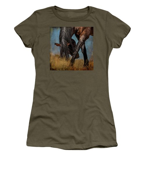 Angles Of The Horse Women's T-Shirt