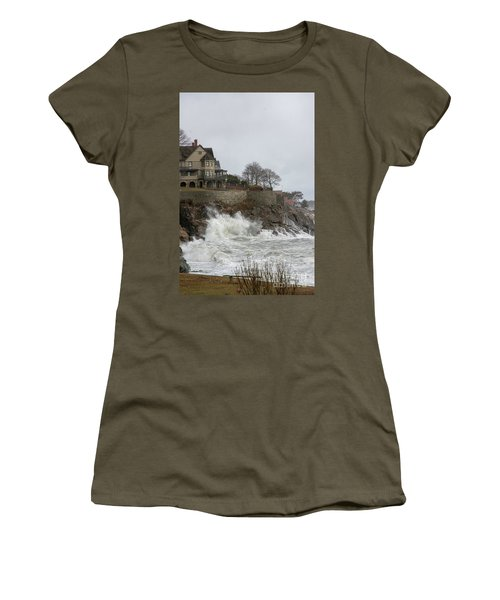 Angry Splash Women's T-Shirt