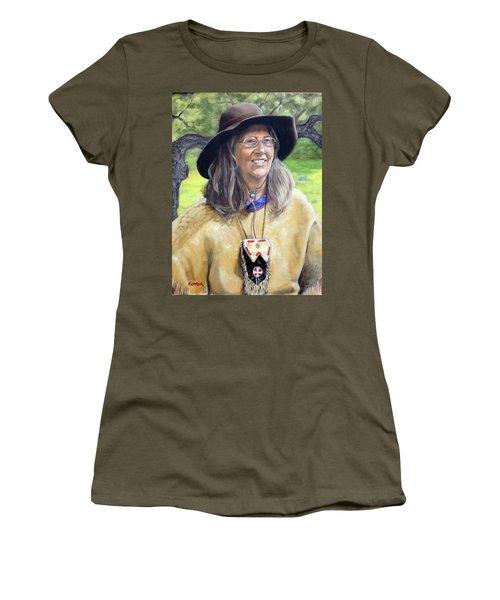 Ann Women's T-Shirt