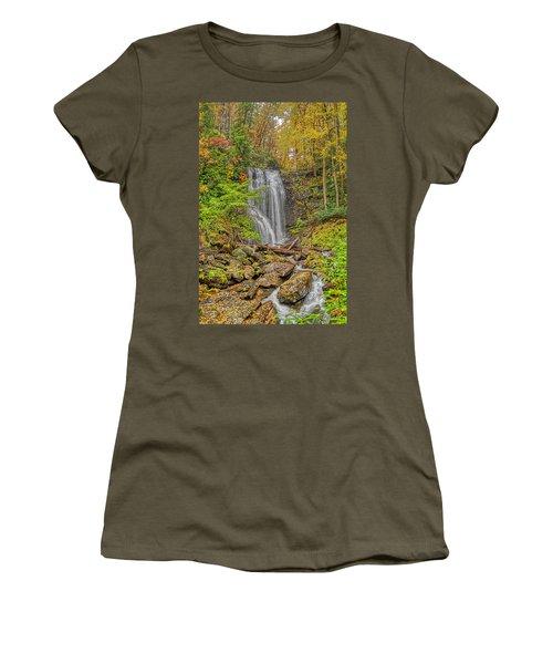 Anna Ruby Falls Left Women's T-Shirt