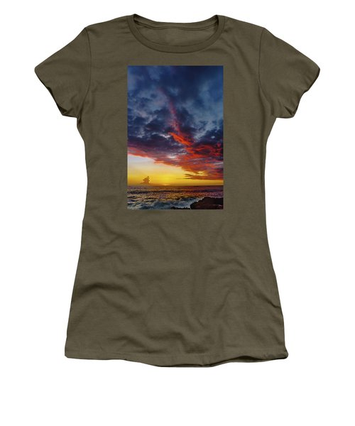 Another Colorful Sky Women's T-Shirt