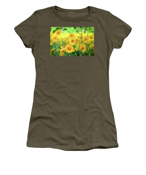 Another Glimpse, Pollinator Field Women's T-Shirt
