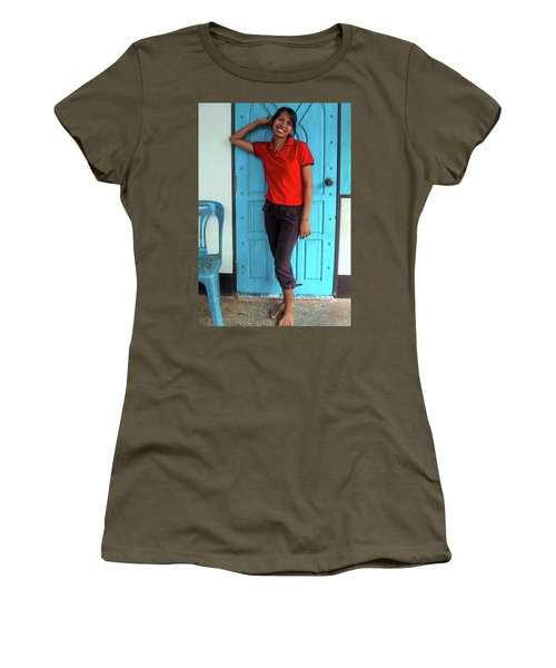Another Lovely Smile Women's T-Shirt