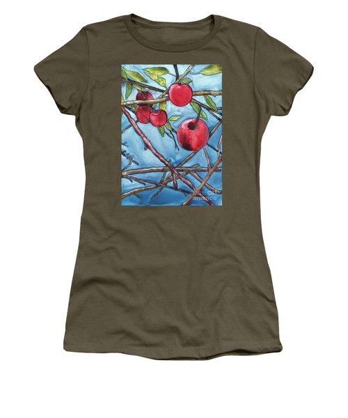 Apple Harvest Women's T-Shirt