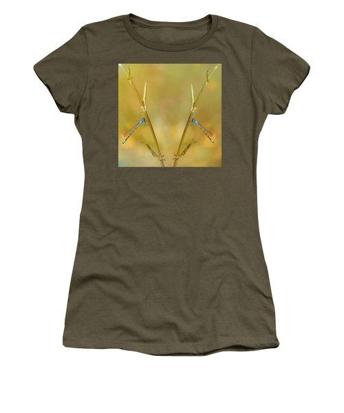 Around The Meadow 6 Women's T-Shirt