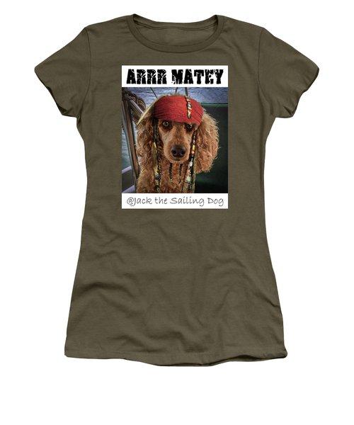 Arrr Matey Women's T-Shirt
