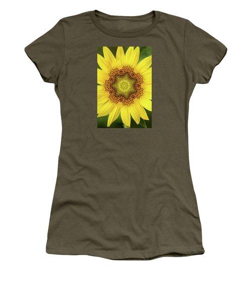 Artistic 2 Perfect Sunflower Women's T-Shirt