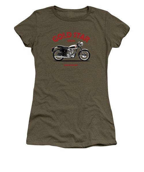 The Gold Star 1954 Women's T-Shirt