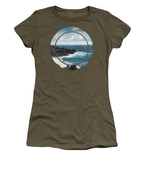 Sea Spray - La Palma - Canary Islands Women's T-Shirt
