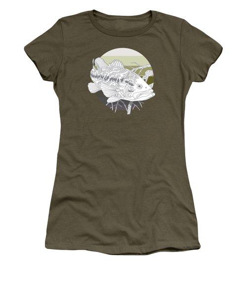 Lake Troll Women's T-Shirt