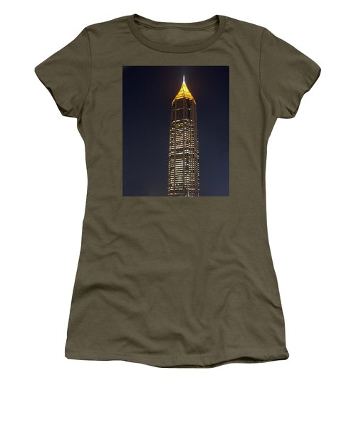 Atlanta, Georgia - Bank Of America Building Women's T-Shirt