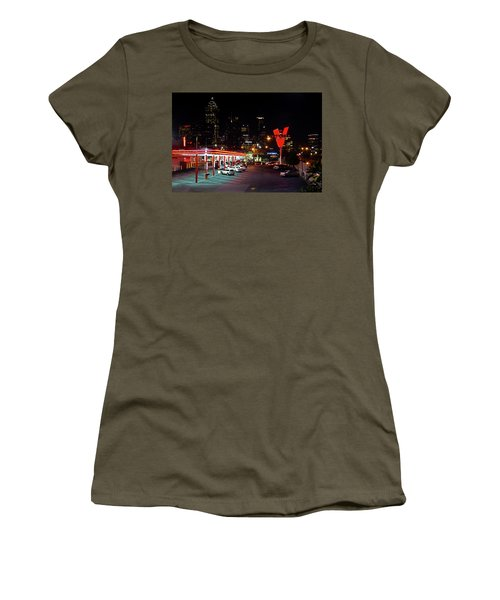 Atlanta, Georgia - The Varsity Drive-in Women's T-Shirt
