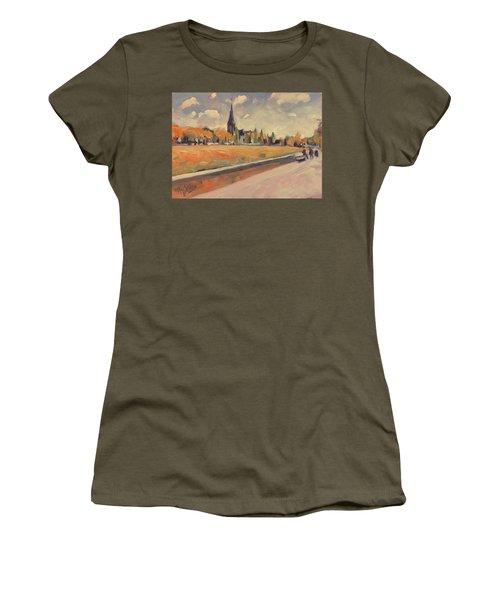 Autumn Along The Griend Women's T-Shirt