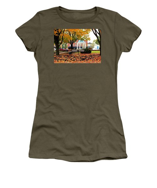 Autumn Gatherings  Women's T-Shirt