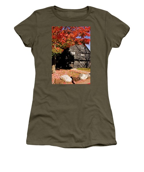 Autumn In Salem Women's T-Shirt