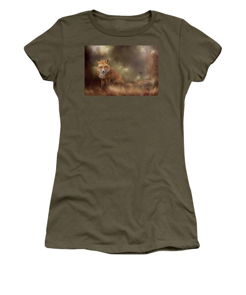 Autumn Journey Women's T-Shirt