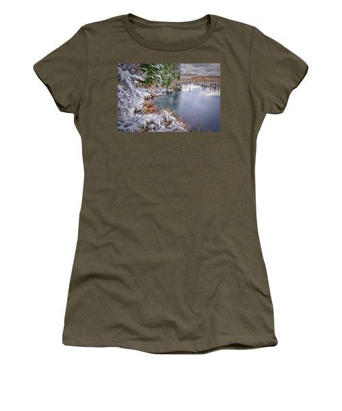 Autumn To Winter Women's T-Shirt