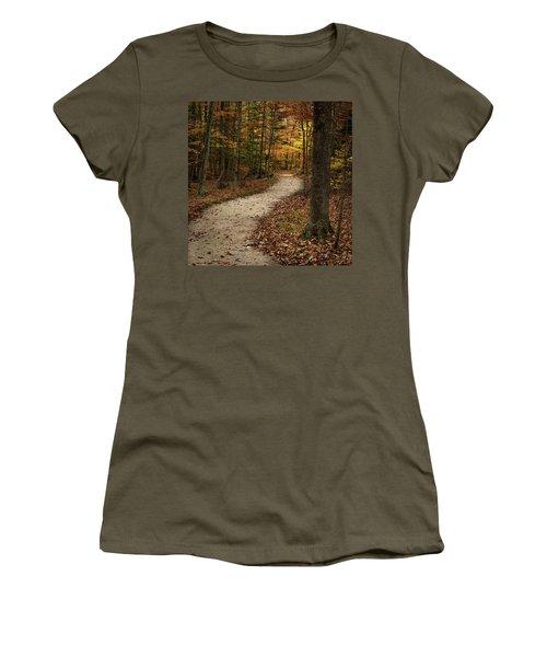 Autumn Trail Women's T-Shirt