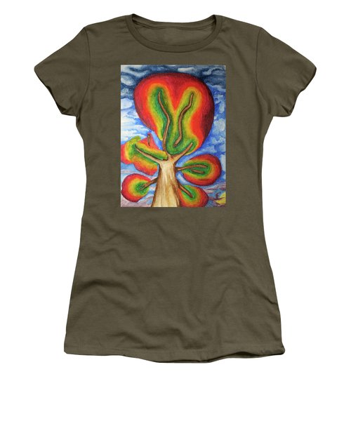 Autumn Tree 2019 I Women's T-Shirt