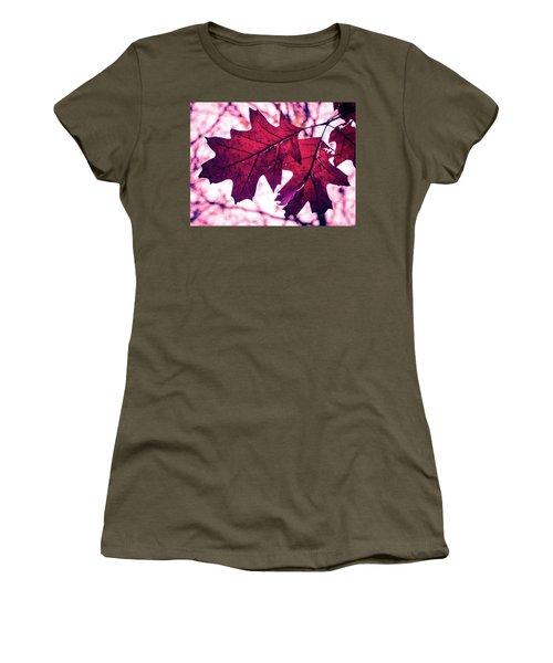 Autum's Ending Women's T-Shirt