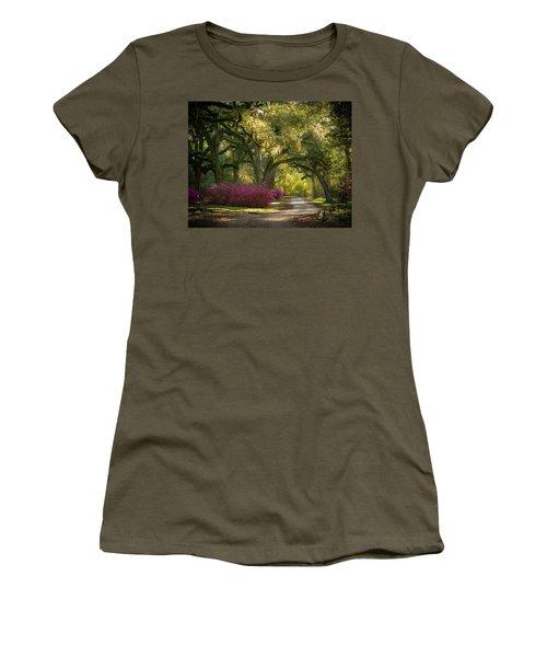 Avery Island Pathway Women's T-Shirt