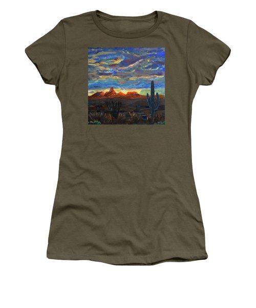 Baboquivari Peak Women's T-Shirt