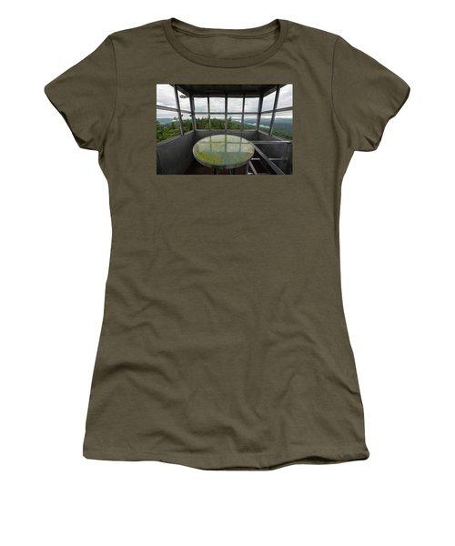 Bald Mountain Firetower Ne Women's T-Shirt