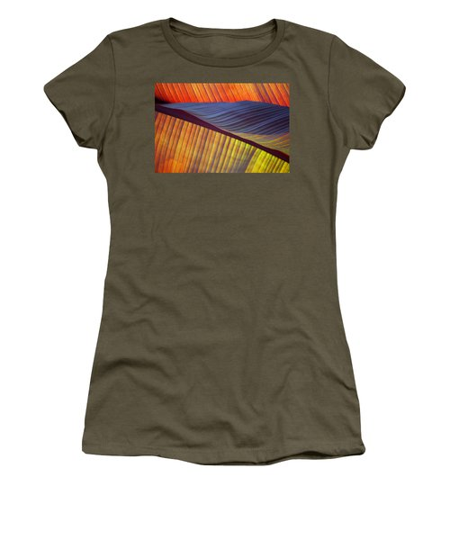 Banana Leaf 8613 Women's T-Shirt