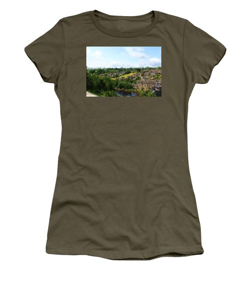 Barnard Castle View Women's T-Shirt