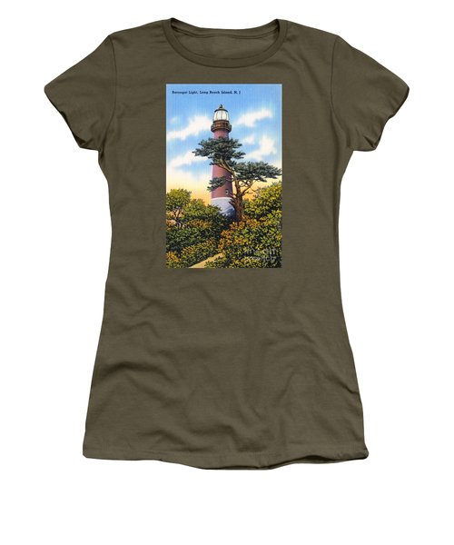 Barnegat Light - With Text Women's T-Shirt