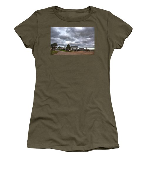 Barnstable Yacht Club October Women's T-Shirt