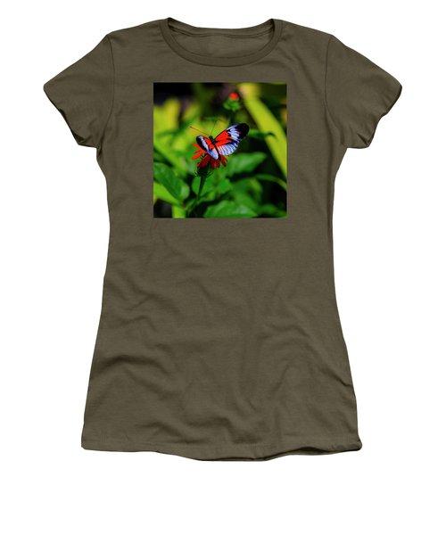 Beautiful Butterfly Women's T-Shirt