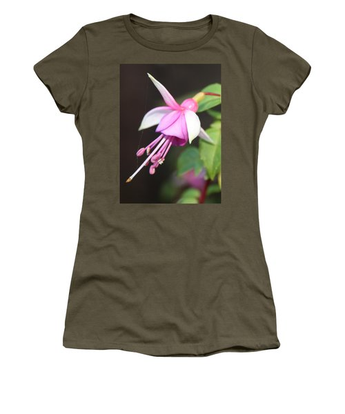 Beautiful Fuchsia Women's T-Shirt