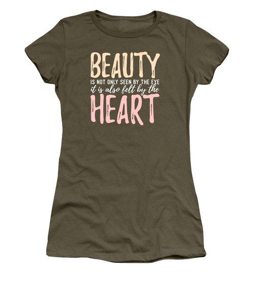 Beauty Heart Women's T-Shirt