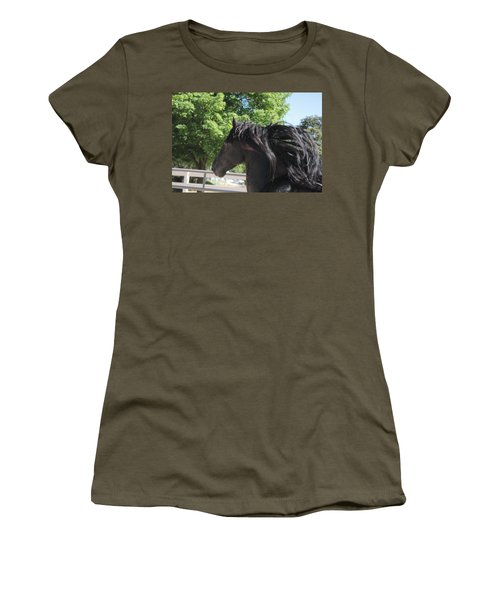 Beauty In Motion Women's T-Shirt