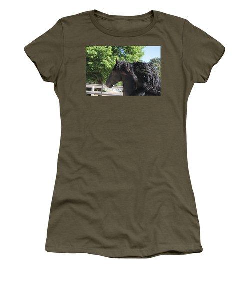 Beauty In Motion Women's T-Shirt