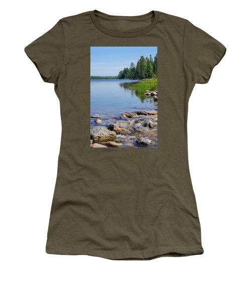 Beginning Of A Journey Women's T-Shirt